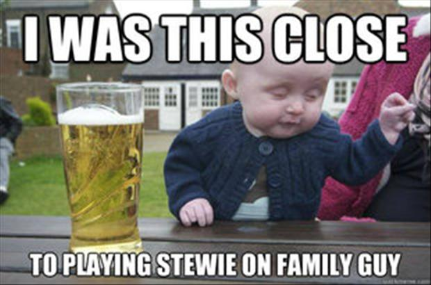 "The Best Of ""Drunk Baby Meme"" - 37 Pics"
