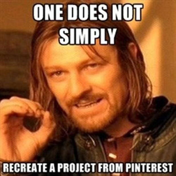 Funny Pinterest FAILS - 32 Pics