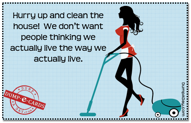 Funny House Cleaning Images | Best Funny Images